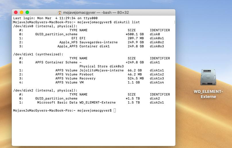 (RESOLU)HDD externe reconnu en interne  Captur39