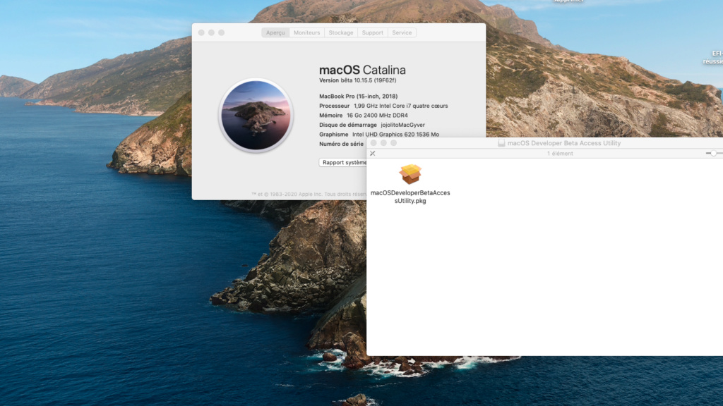 macOS Catalina 10.15 Developper Beta - Page 7 Captur60