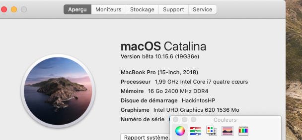 macOS Catalina 10.15 Developper Beta - Page 8 Captur82
