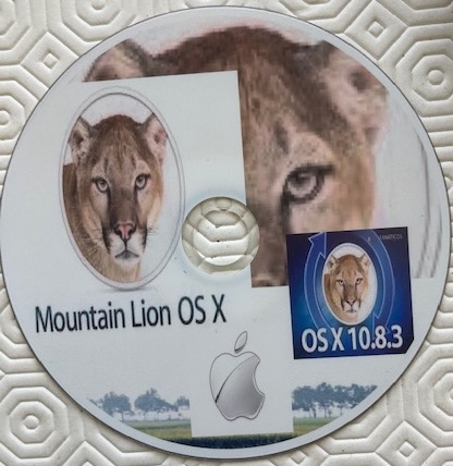 Tuto  Snow Leopard Version Gold Master 10A432 sur HP ProBook 6560b . Mounta11