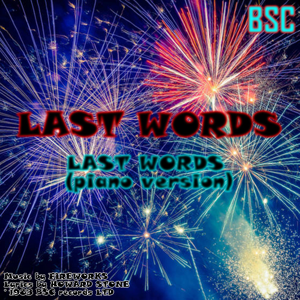 [FIREWORKS] Last Words Firewo10