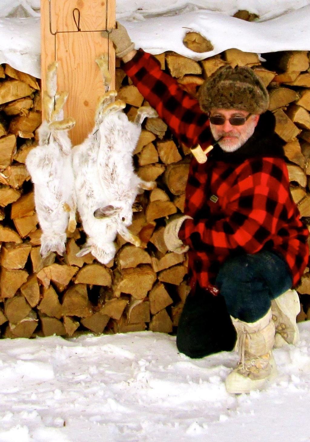 Photo - Les pipes de 2020: concours photo d'hiver! Lievre12