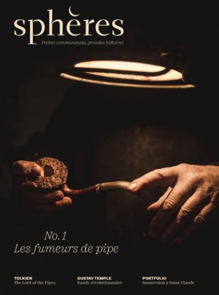 SPHERES Magazine - no1 : les fumeurs de pipes - Page 3 Sphere11