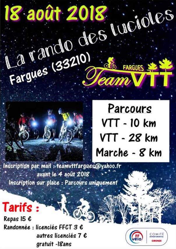 Rando nocturne des Lucioles à Fargues le Samedi 18 Août 2018 Fb_img19