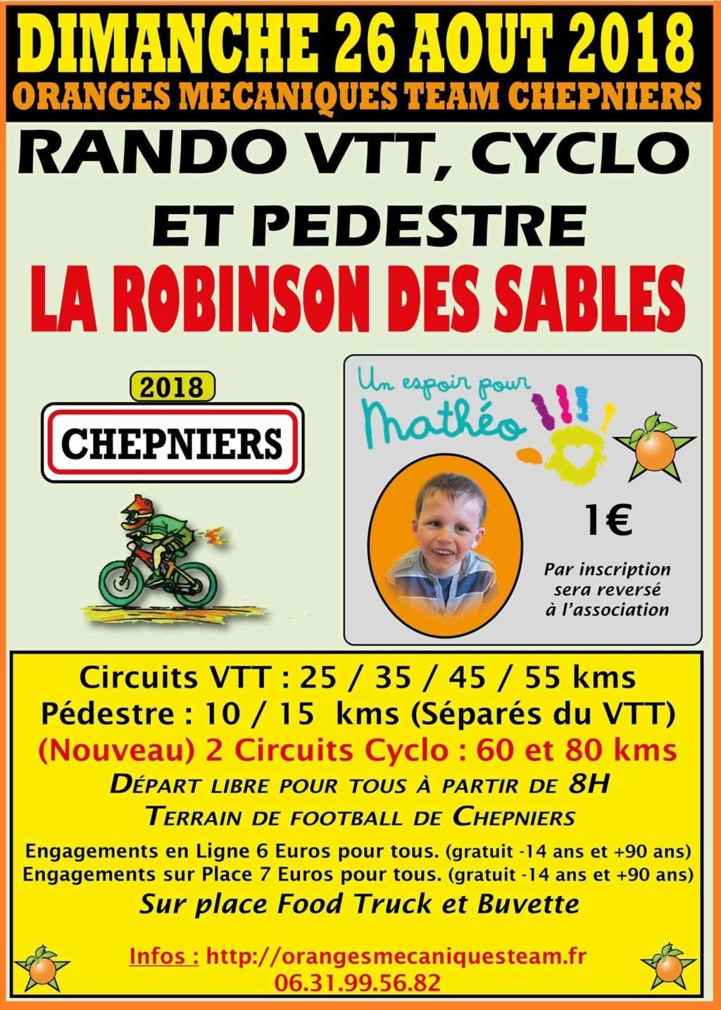 Rando la Robinson des Sables à Chepniers le dimanche 26 Août 2018 Fb_img20