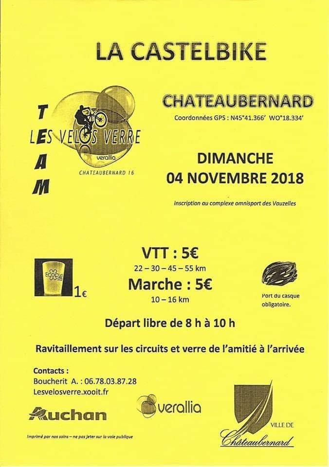 Rando la Castelbike à Chateaubernard le 04 Novembre 2018 Fb_img25