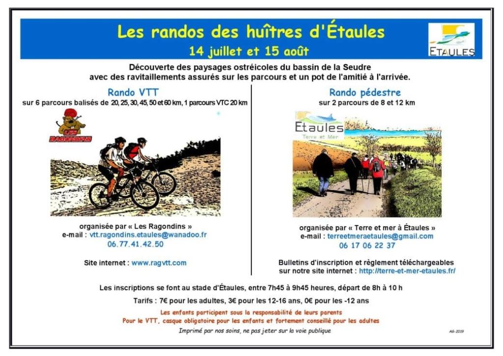 Rando VTT des Huîtres d'Etaules le 14 Juillet 2019et le 15 Août 2019 Fb_img41