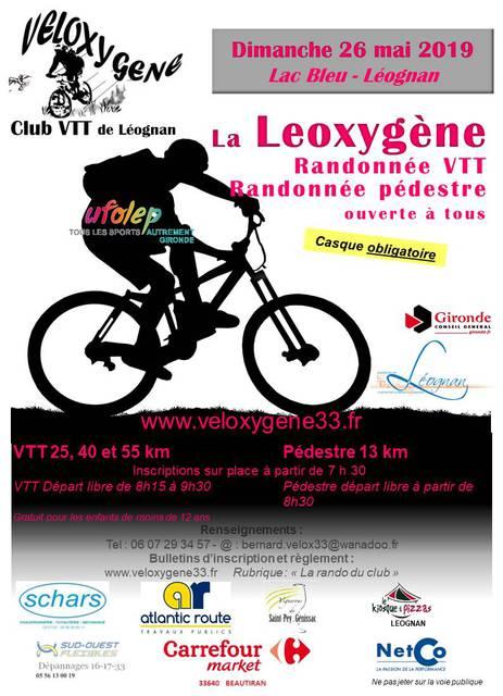 Rando vtt la Léoxygène a Léognan dimanche 26 Mai 2019 Leox_210