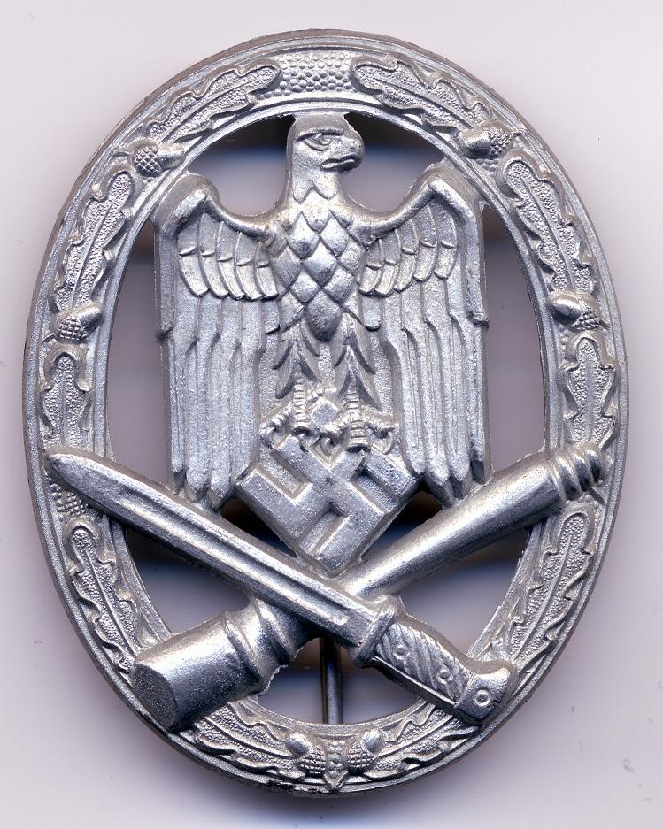 2 badges d'assaut général Asa_as11