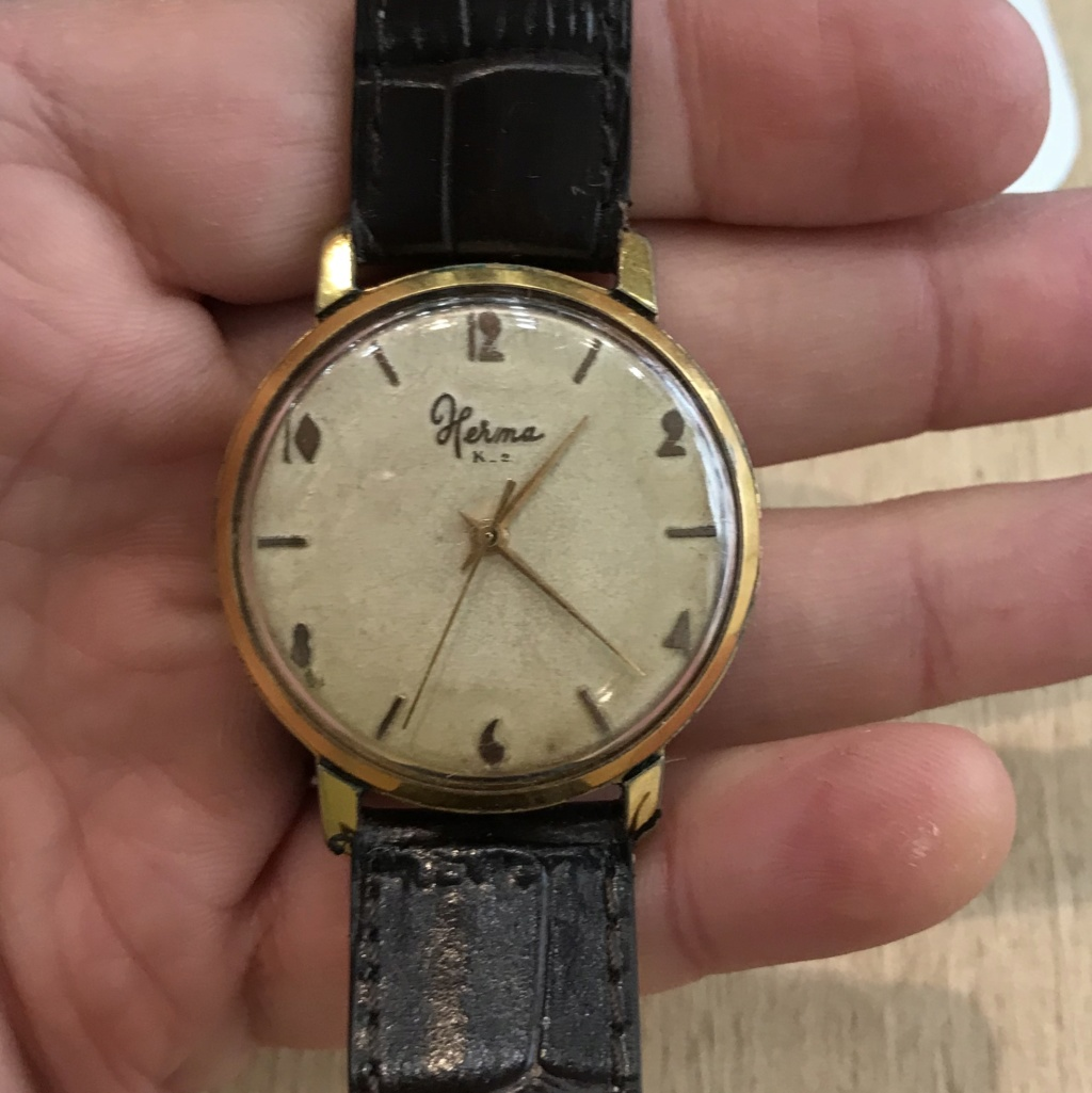 Eterna -  Je recherche un horloger-réparateur ? [tome 2] - Page 3 Img_6710