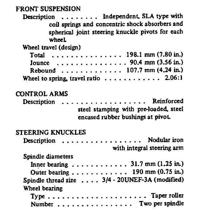 My four wheel disc brake swap. 1977_c10