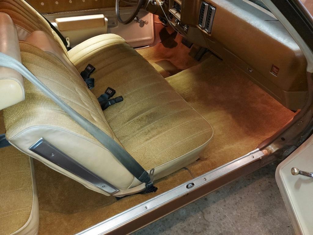 1976 Malibu Classic - Long time Family Car Carpet18