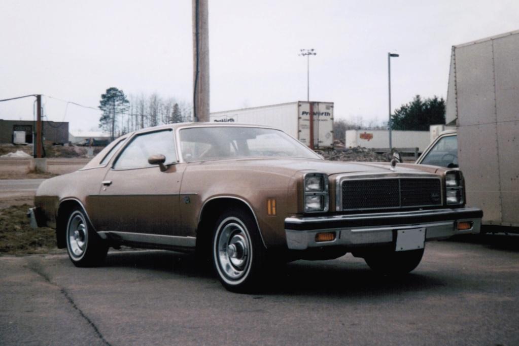 1976 Malibu Classic - Long time Family Car Chevro11
