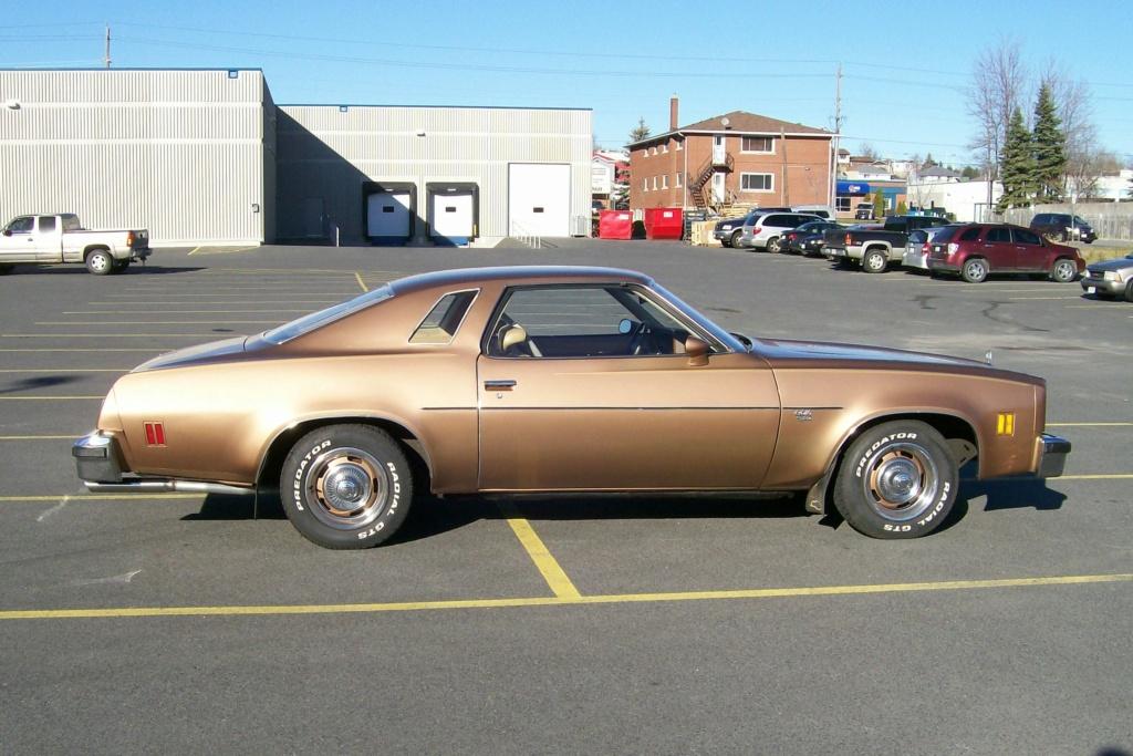 1976 Malibu Classic - Long time Family Car Chevro12
