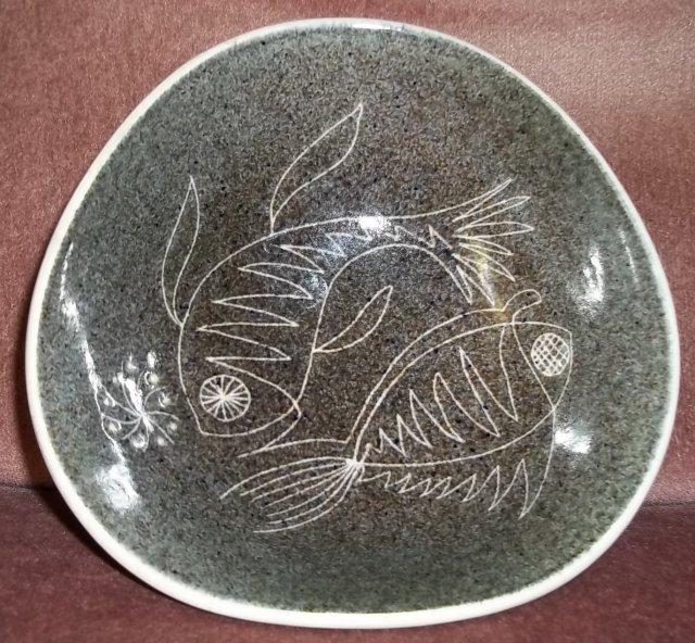 """Denby pottery """"Tigo ware"""" Tibor Reich designs 100_4016"""