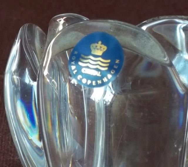 Royal Copenhagen Crystal. 100_4034