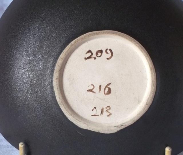"""Denby pottery """"Tigo ware"""" Tibor Reich designs 100_4238"""