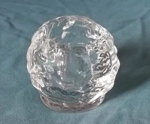 Kosta Boda Ann Warff 'Snowball' 1972 100_4671