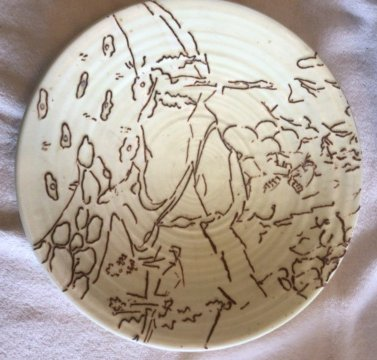 Large bowl with obscure pattern? 576d3210