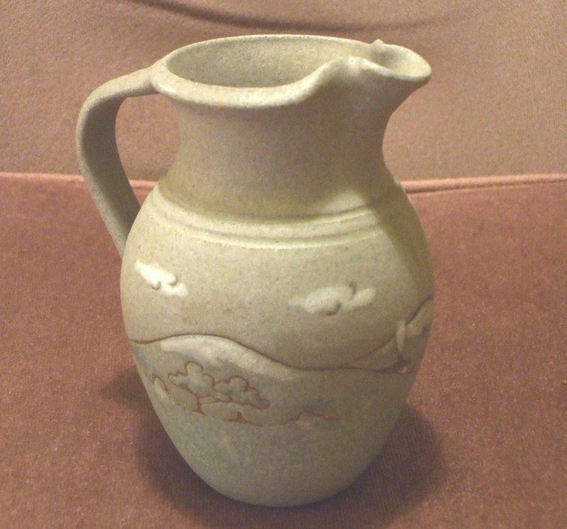 Dave Wallbridge, Corris pottery (Wales). Dscf0711