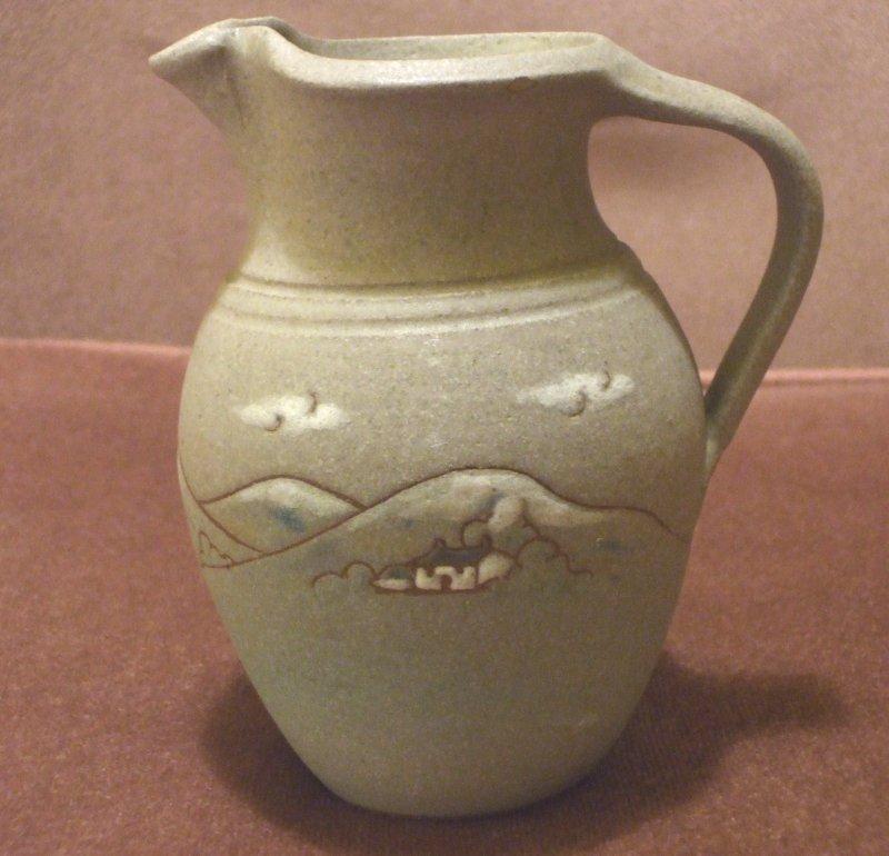 Dave Wallbridge, Corris pottery (Wales). Dscf0713
