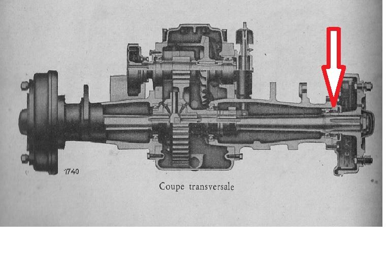 Le F2L514 du cousin de l'ardennais B10