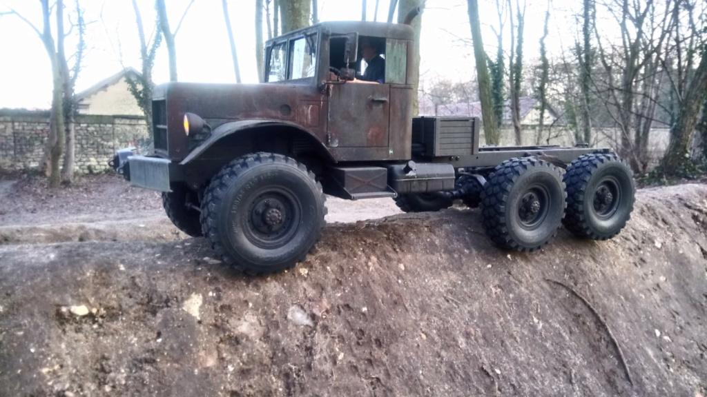 Cross Rc HC6 Old School Truck Custom 1970 41ba1c10