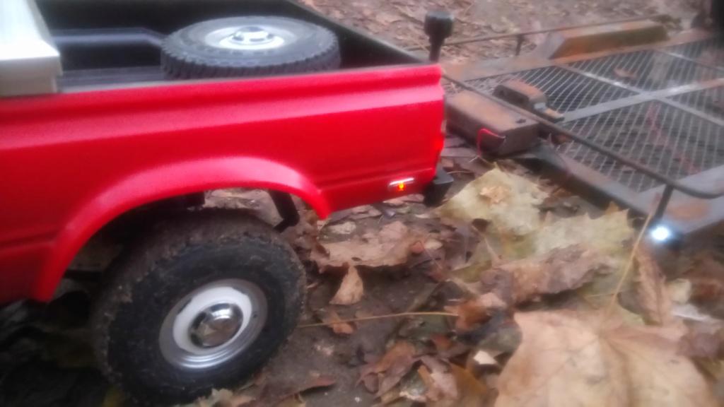 Les Toyota Hilux 2 & 4 portes RC4WD Trail Finder 2 RTR de Trankilou &Trankilette - Page 7 Dsc_6429