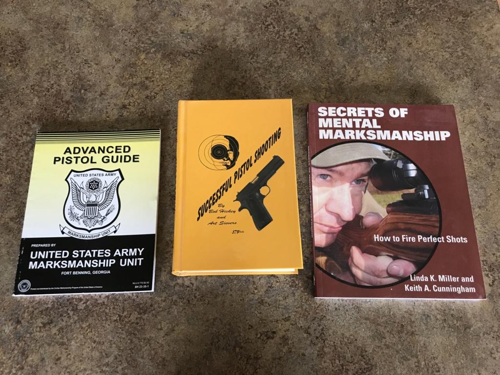 Bullseye Shooting Books - SOLD 53cc1210