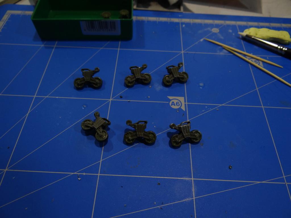 Sherman M4 heller 2e DB Heller 1/72  Dsc07417