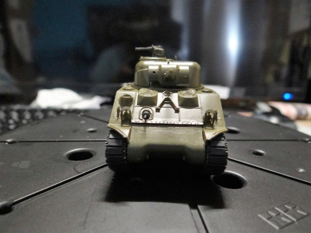 Sherman M4 heller 2e DB Heller 1/72  Dsc07426