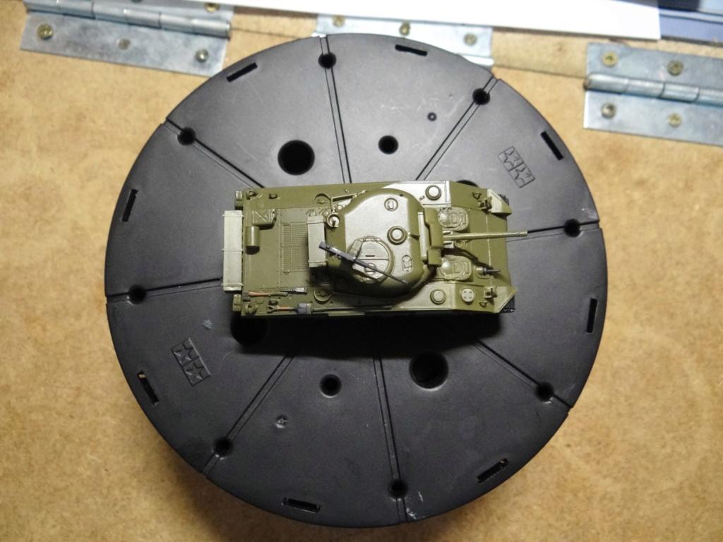 Sherman M4 heller 2e DB Heller 1/72  Dsc07428