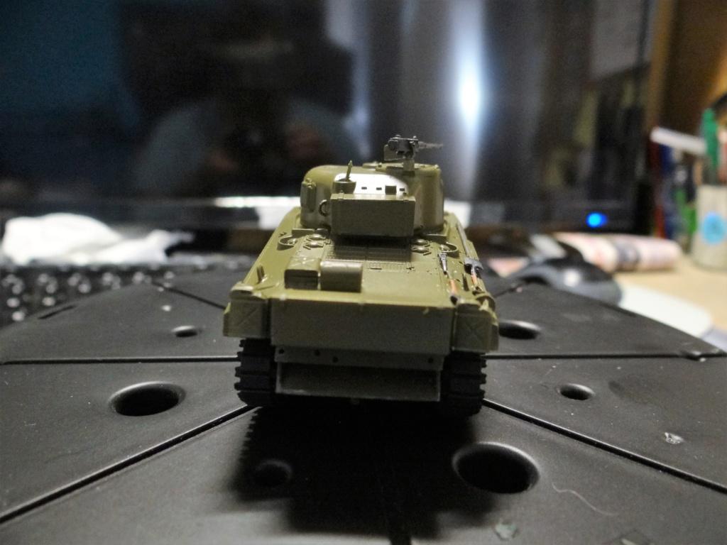 Sherman M4 heller 2e DB Heller 1/72  Dsc07429