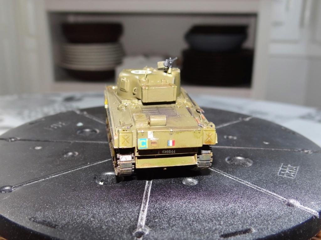 Sherman M4 heller 2e DB Heller 1/72  Dsc07435