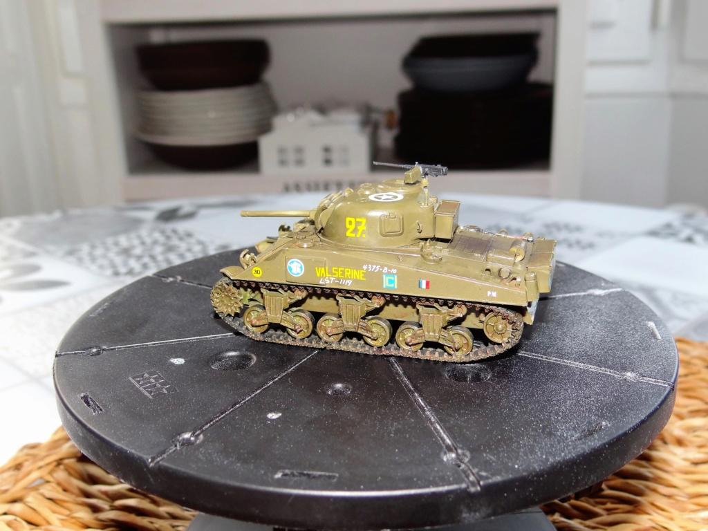 Sherman M4 heller 2e DB Heller 1/72  Dsc07436