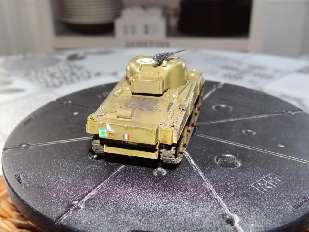Sherman M4 heller 2e DB Heller 1/72  Dsc07437