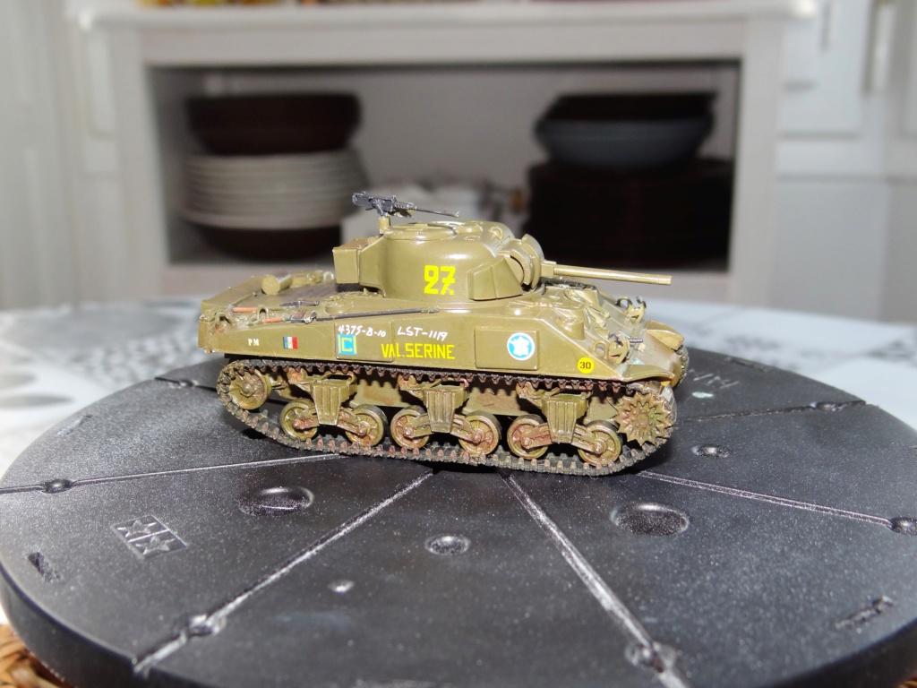 Sherman M4 heller 2e DB Heller 1/72  Dsc07438