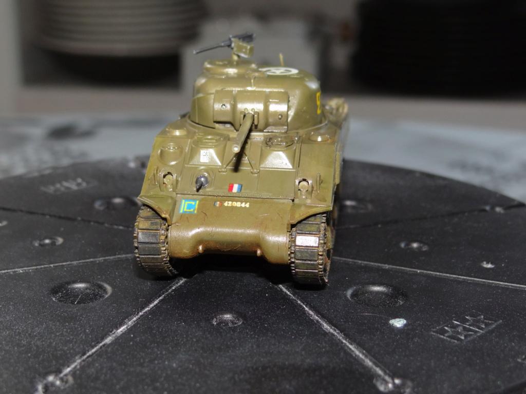 Sherman M4 heller 2e DB Heller 1/72  Dsc07439