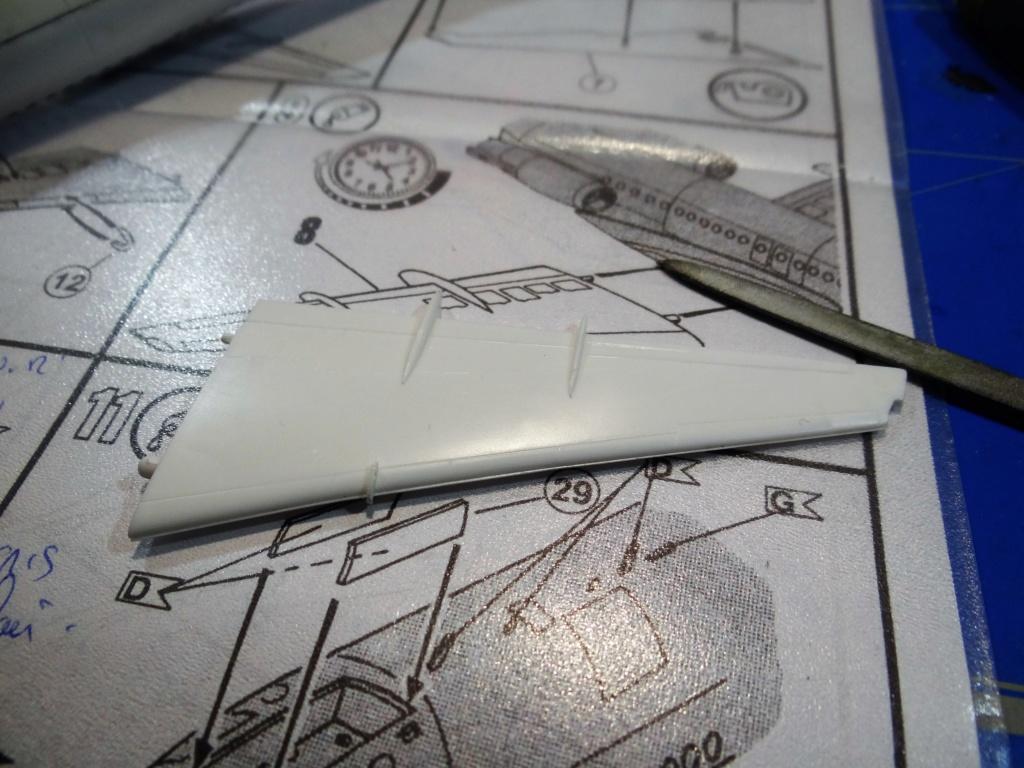 Fokker F100 TAT revell 1/144 Dsc07511