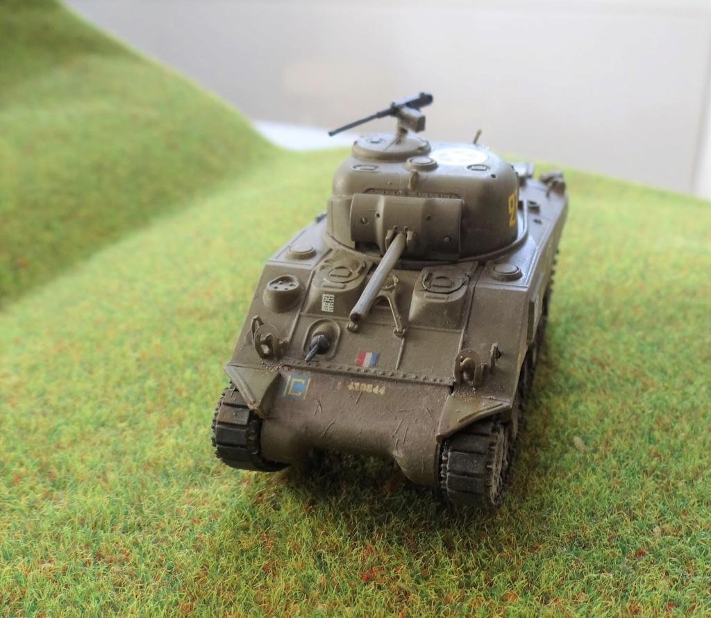 Sherman M4 heller 2e DB Heller 1/72  Sherma10