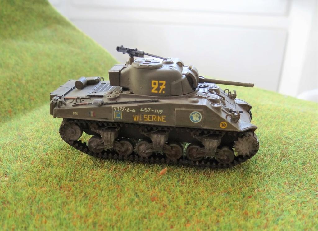 Sherman M4 heller 2e DB Heller 1/72  Sherma11