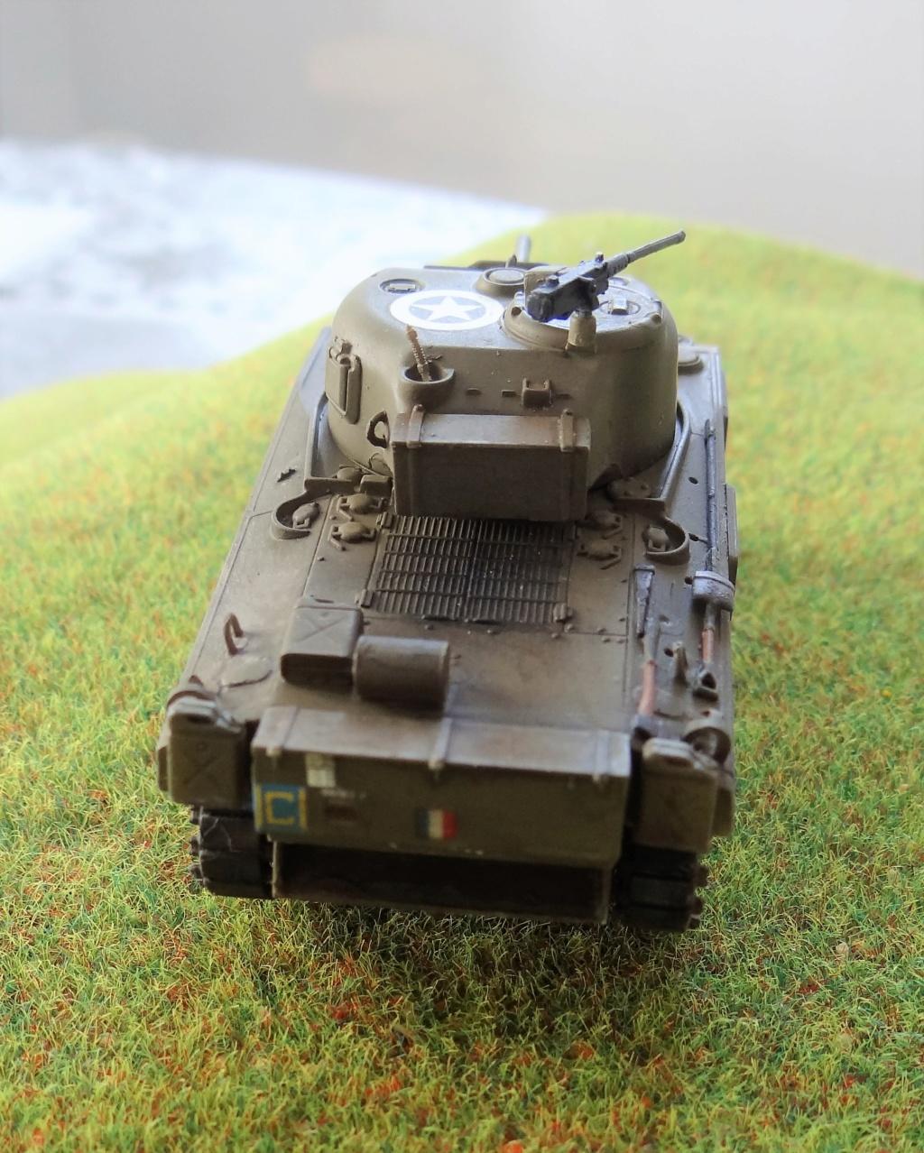Sherman M4 heller 2e DB Heller 1/72  Sherma13