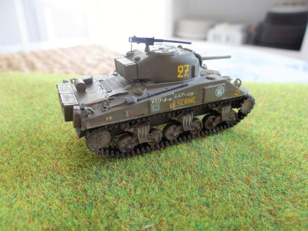 Sherman M4 heller 2e DB Heller 1/72  Sherma14