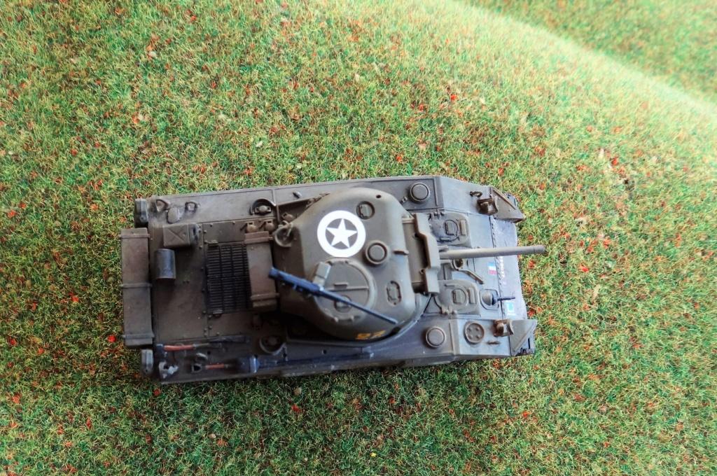 Sherman M4 heller 2e DB Heller 1/72  Sherma15