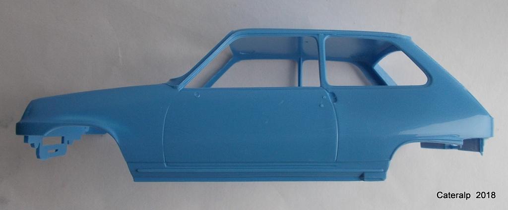 [ Italeri ] Renault 5 Alpine  02210