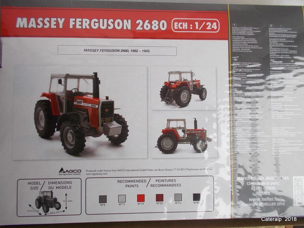 Massey Fergusson 2680 03411