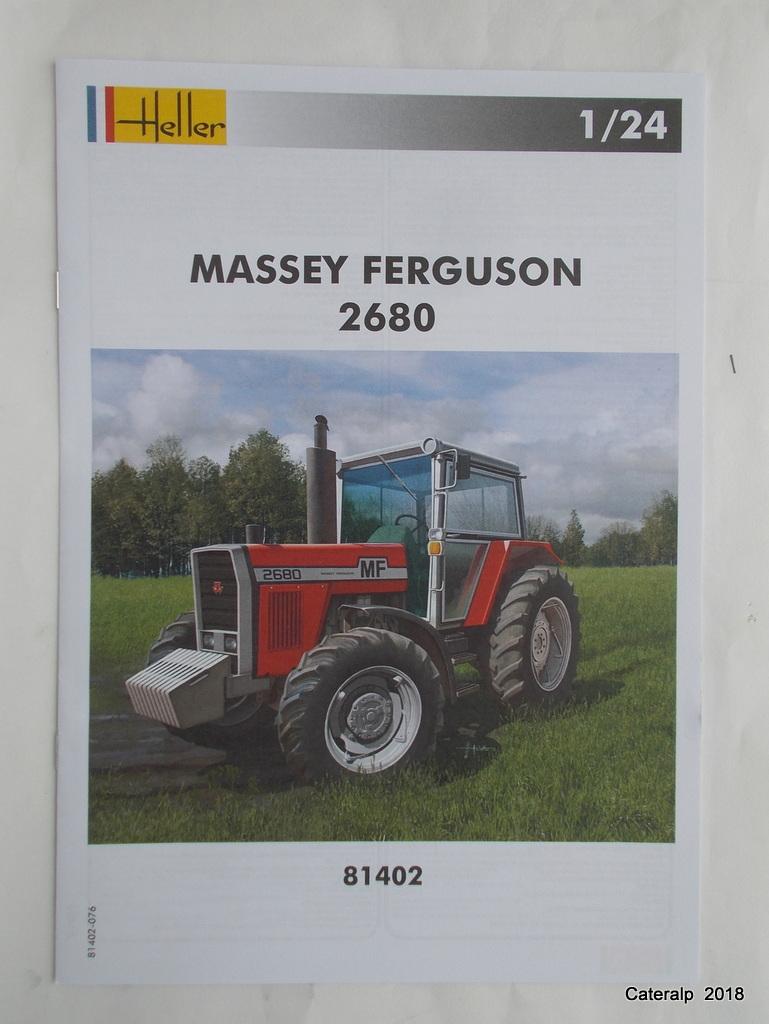 Massey Fergusson 2680 04910