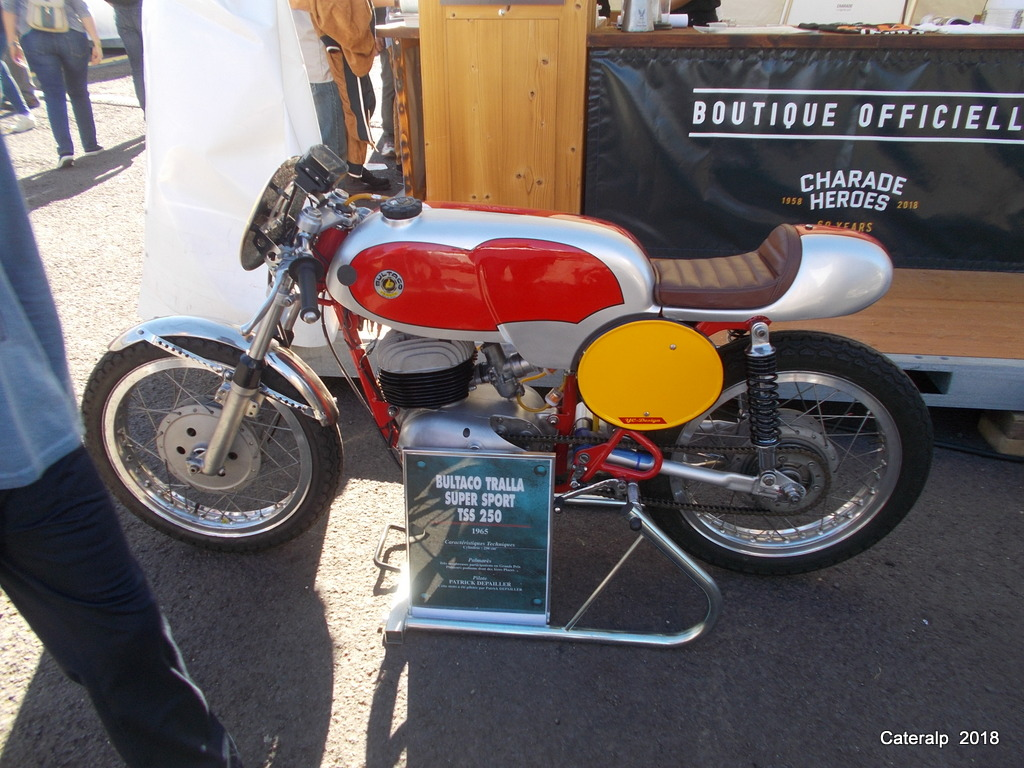 Charade Heroes les 60 ans du circuit de Charade  Charad46