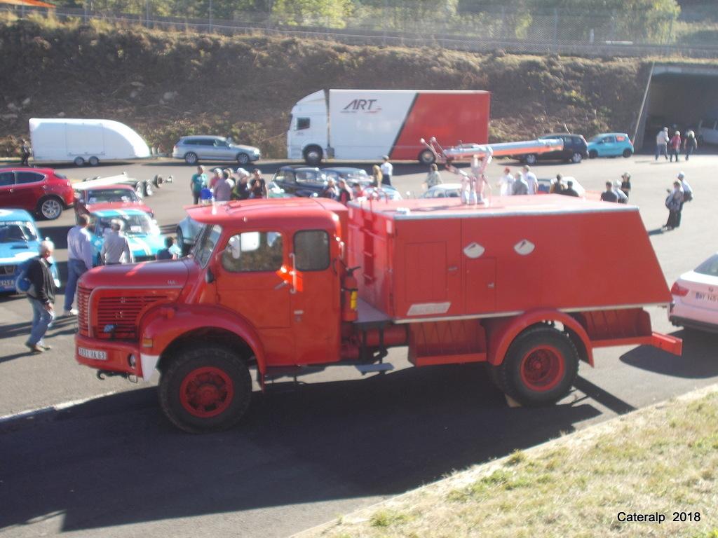 Charade Heroes les 60 ans du circuit de Charade  Charad49