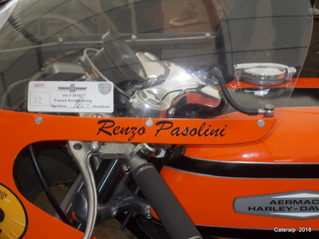 Charade Heroes les 60 ans du circuit de Charade  Charad61